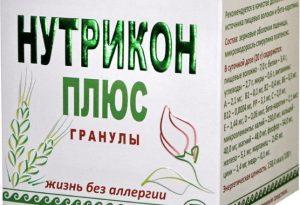 Нутрикон Плюс, гранулы, 350 г