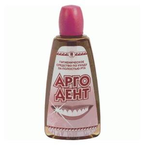 Средство по уходу за полостью рта АргоДент