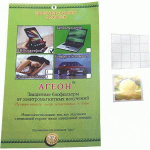 Биофильтр защитный Агеон БИОсмартфон