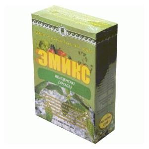 Подкормка для растений сухая Эмикс