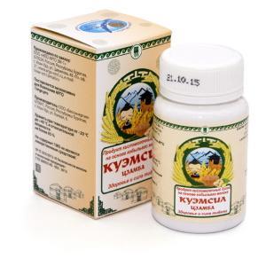 Продукт кисломолочный сухой КуЭМсил Цзамба