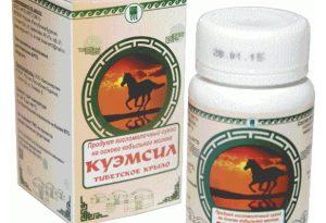 Продукт кисломолочный сухой КуЭМсил Тибетское крыло