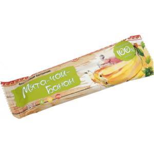 Фруктовый батончик Мята-Чай-Банан