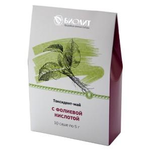 Токсидонт-май с фолиевой кислотой