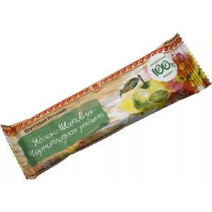 Фруктовый батончик яблоко - шиповник - черноплодная рябина
