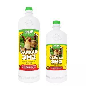 Продукт натуральный для птиц Байкал ЭМ-2
